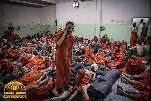 شاهد :  أكثرمن 5 آلاف داعشي مصابين بالإيدز وإلتهاب الكبد الوبائي داخل سجون القوات الكردية شمال سوريا