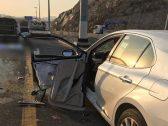 """شاحنة تدهس شاب أثناء وقوفه بجانب مركبته وتحوله لـ""""أشلاء"""" على الرصيف بـ""""دائري مكة"""""""