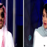 """شاهد .. """" ملاك الحسيني"""" تصدم الضيف فيحان : أنت مين عشان تقدم رسالة!"""