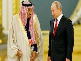 """الرئيس """"بوتين"""" يصل المملكة اليوم .. وهذه أبرز المباحثات التي سيناقشها مع خادم الحرمين"""