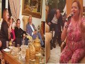 """شاهد فيديو مسرب  : """"راشد الغنوشي"""" زعيم حركة """"النهضة"""" التونسية يشارك في حفل غنائي خاص مع عدد من الفنانات!"""