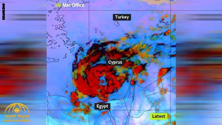 """بالفيديو … مسؤول مصري عن إعصار  """"ميديكين"""": خيال علمي.. منخفض جوي  وسميناه """"حمادة""""!"""