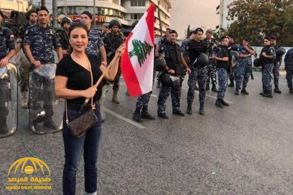 الجيش اللبناني يحسم موقفه ويعلن تضامنه مع المتظاهرين