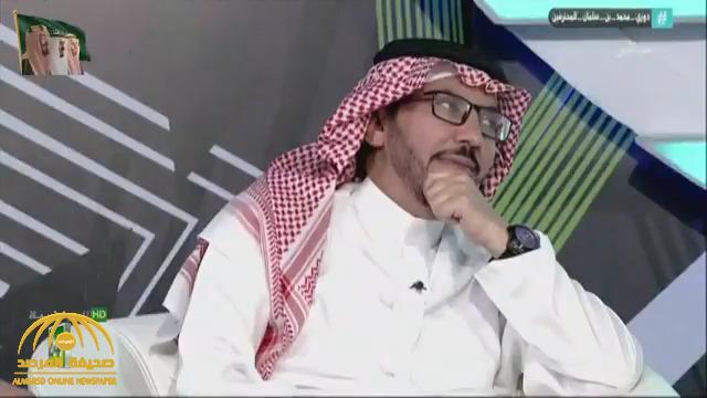 """بالفيديو : الروقي يكرر طلبه بإلغاء """"النصر"""" للقضاء على التعصب الرياضي ويقترح توزيع اللاعبين على الشباب والرياض!"""