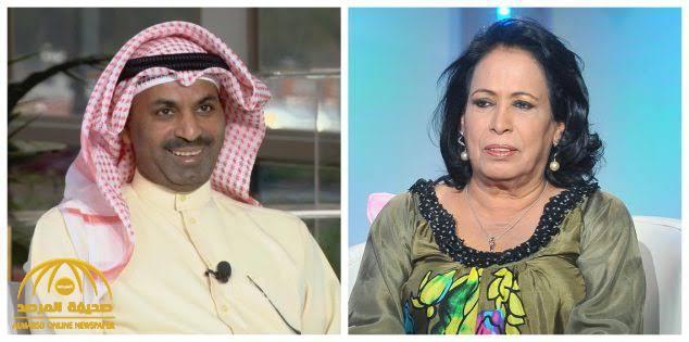 """الفنان الكويتي """"طارق العلي"""" يوضح طبيعة الخلاف بينه وبين الفنانة """"حياة الفهد"""" .. ويصفها بوصف جارح!"""