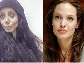 """بعد القبض عليها.. التلفزيون الإيراني يذيع اعترافات """"شبيهة انجلينا جولي"""" ويكشف عن التهم الموجهة إليها! – فيديو"""