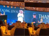 """شاهد: ماذا قال الممثل العالمي فاندام عن العلاقة بين """"الصقر والسعودية"""" وأثار ضجة داخل منتدى صناعة الترفيه بالرياض؟"""