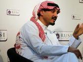 """الأمير خالد بن بندر يكشف تفاصيل جديدة بشأن اتهام المستشار السابق سعود القحطاني بقضية """"خاشقجي"""""""