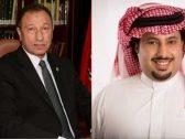 """تركى آل الشيخ: أنا والخطيب رجالة ونستحمل.. وعائلته خط أحمر.. """"اختشوا"""""""