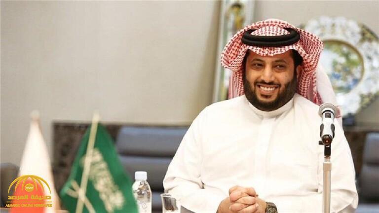 شاهد … حقيقة  الأمر الملكي بإعفاء تركي آل الشيخ من منصب رئيس هيئة الترفيه !