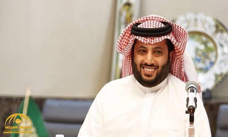 تركي آل الشيخ يتوعد موقع شهير بسبب موسم الرياض  : إجراءات مشددة بعد التواصل مع الجهات الرسمية لملاحقة  هؤلاء!