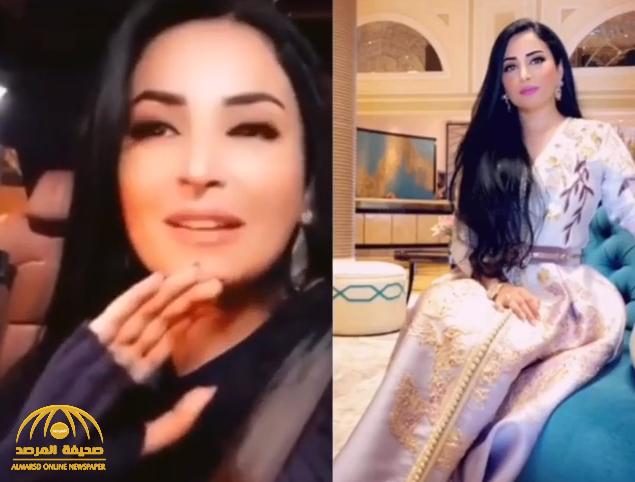 """شاهد: نجاح المساعيد تكشف فارق """"السن"""" بينها وبين زوجها الجديد.. وتعلق """"والله أقنعني""""!"""