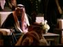 """شاهد: خادم الحرمين يرعى حفل وضع حجر الأساس لمشروع """"بوابة الدرعية """" -فيديو"""