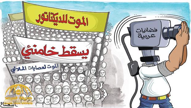 شاهد.. أبرز كاريكاتير الصحف اليوم الخميس