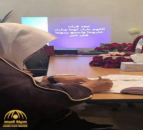 عقد قران نزيلة «سعودية» بسجن النساء في جدة بحضور ذويها !