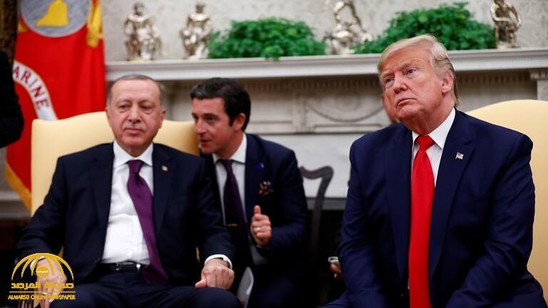 مظلوم يشتكي أردوغان عند ترامب: قصف قرية تل تمر المسيحية وهجر أهلها