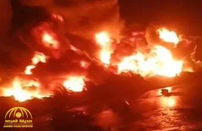 تفاصيل جديدة حول حريق خط بترول «إيتاى البارود» بمصر .. وسبب غريب وراء  الانفجار!