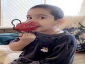 """""""تركي آل الشيخ"""" ينشر فيديو لـ""""طفل"""" وهو يقلد كلمته في افتتاح موسم الرياض"""