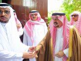 بالصور: أمير الرياض يؤدي الصلاة على الأمير تركي بن عبدالله  ووالدة الأمير سلطان بن عبدالله