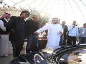 شاهد … البرازيلي رونالدينهو يفاجئ تركي آل الشيخ بطلب شراء سيارة فريدة في افتتاح معرض الرياض