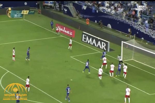 بالفيديو: الهلال يكتسح عرعر بأربعة أهداف  في بطولة كأس الملك