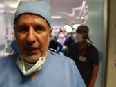 """شاهد: """"الربيعة"""" يعلن انتهاء عملية مرحلة فصل التوأم الليبي السيامي.. ويكشف السبب وراء اختصار وقت العملية"""