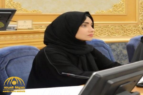عضوة في الشورى تنتقد حقوق الإنسان لعدم تجريم النسوية !