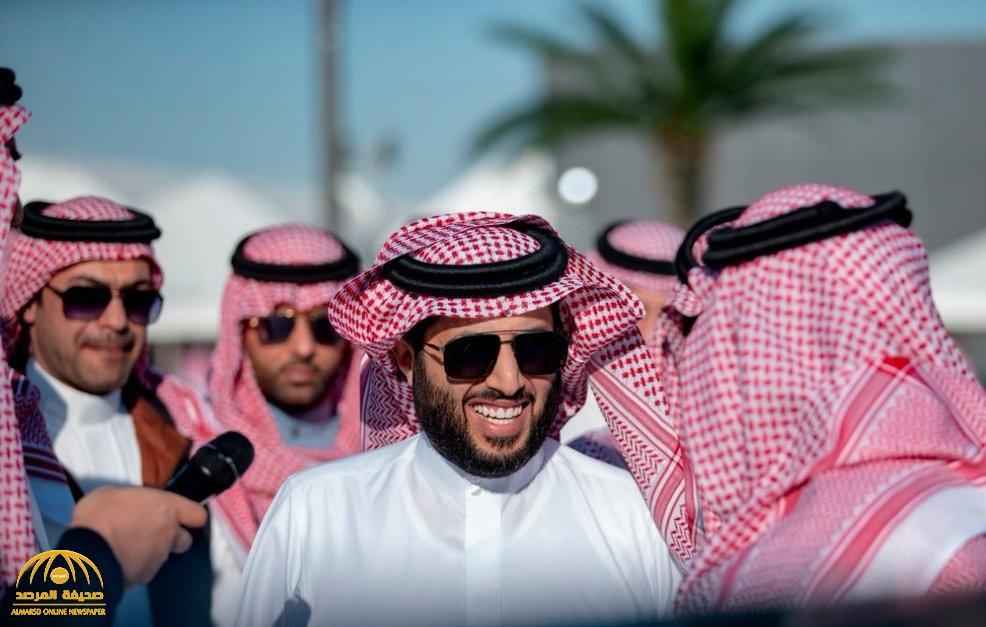 تركي آل الشيخ يكشف عن قرار جديد بشأن زوار معرض الرياض للسيارات .. يبدأ تطبيقه من الغد