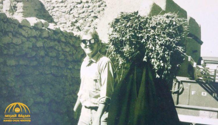 """بحث عنها في الانترنت.. ألماني يكشف عن ذكرياته في """"بريدة"""" قبل 55 عاماً .. وسعودية تنشر صور نادرة التقطها!"""