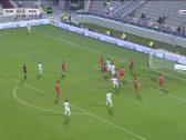 """بالفيديو : السعودية تحقق فوزها الأول في """"خليجي 24"""" على البحرين بهدفين"""