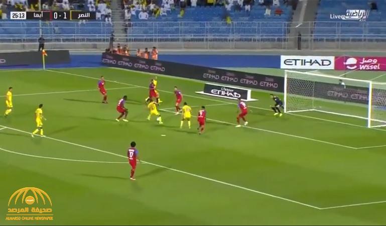بالفيديو : النصر يكتسح أبها بأربعة أهداف .. ويحتل مركز الوصيف
