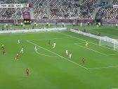 """بالفيديو : قطر تكتسح اليمن بـ 6 أهداف وتحتل وصافة المجموعة الأولى في """"خليجي 24"""""""