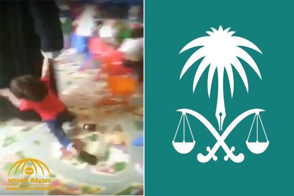 إجراء عاجل من النيابة العامة تجاه عاملة الحضانة التي ظهرت في فيديو تعنف طفلاً