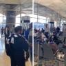 شاهد .. مقطع يوثق تأخر رحلة الطيران الناقلة لجماهير الهلال إلى طوكيو  وإعلامي يكشف السبب !