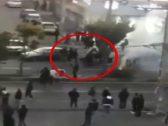 شاهد .. فيديو مسرب للحرس الثوري الإيراني يستهدف المتظاهرين بالرصاص الحي