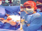 شاهد أول فيديو لفصل التوأم الليبي من داخل غرفة العمليات بمدينة الملك عبدالعزيز الطبية بالرياض