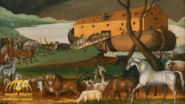 """شاهد .. علماء يعلنون العثور على """"سفينة نوح"""" ويحددون مكانها بالصور"""
