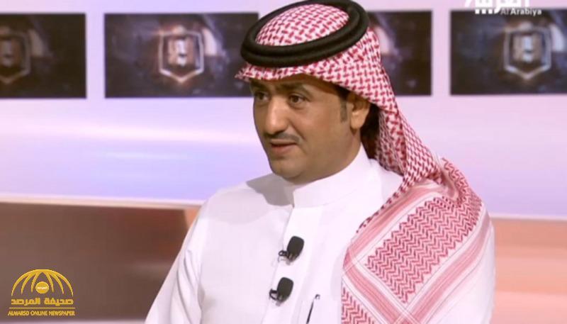 النصر يعلن إسقاط عضوية سعد آل مغني بسبب تغريداته ..  والأخير  يعلق :يبدو  الإدارة زعلت مني ومن الحقيقة