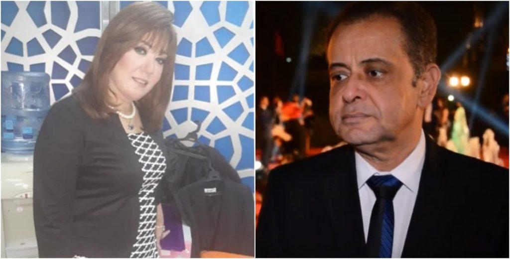 """الفنان المصري محمد غنيم يروي كيف اكتشف أن زوجته رانيا الجبالي تجمع بين زوجين بـ """"الصدفة"""" !"""