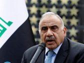 رئيس الوزراء العراقي عادل عبدالمهدي يعلن استقالته .. والاحتفالات تجتاح بغداد