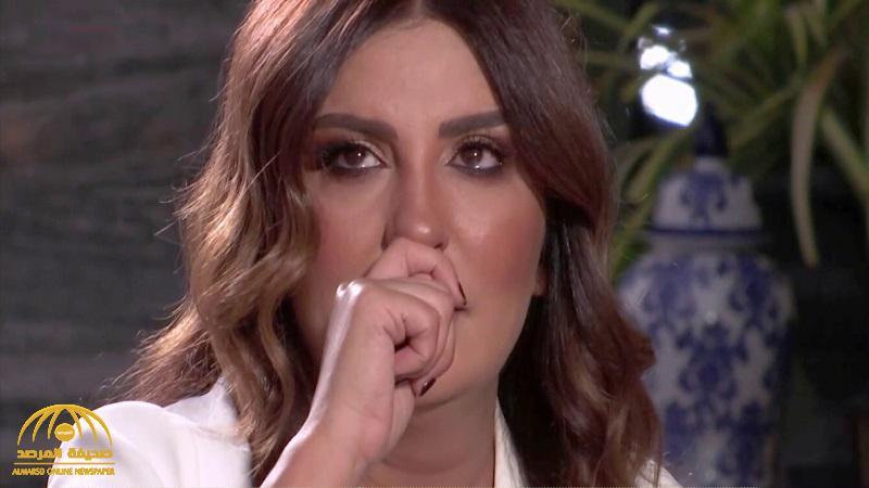 شاهد : الفنانة شذى حسون تنهار بالبكاء على الهواء .. والسبب !