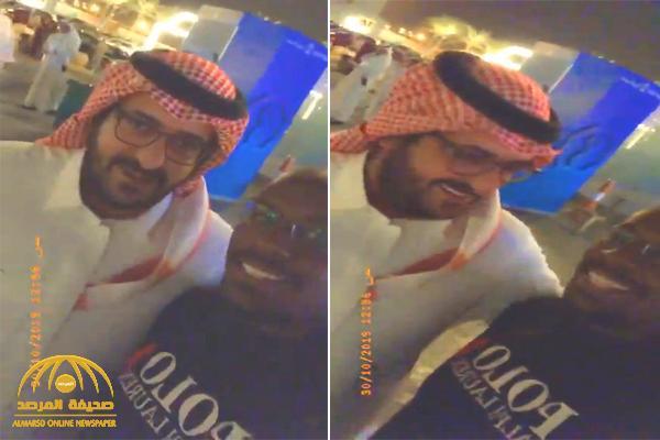 عقب مباراة النصر والفيصلي .. سعود آل سويلم : مبروك الصدارة وعقبال فوز أوراوا على الهلال – فيديو