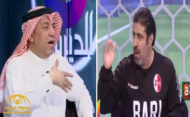 شاهد .. عبدالعزيز عطية لمدير المنتخب الكويتي السابق: شنو يعطيك الهلال إذا شجعته ضد أوراوا.. والأخير يرد !