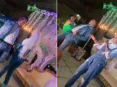 """حفل زفاف غريب في مصر يصدم """"المعازيم"""" .. شاهد : رقص العريس والعروس وسط الحضور !"""