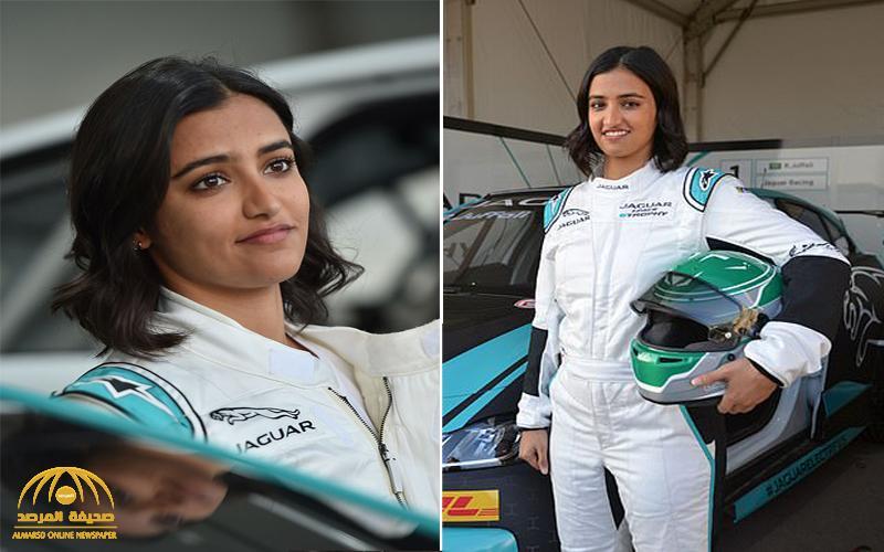 بالصور .. ماذا قالت ريما الجفالي بعد دخولها التاريخ كأول سعودية تشارك في سباقات السيارات ؟
