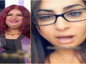 فنانة بحرينية تهاجم متصل تسبب في بكاء فنانة كويتية بعدما سخر من وزنها الزائد !
