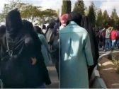 الاحتجاجات تتواصل.. شاهد: حراك طلابي ينضم للمظاهرات ضد نظام الملالي في إيران
