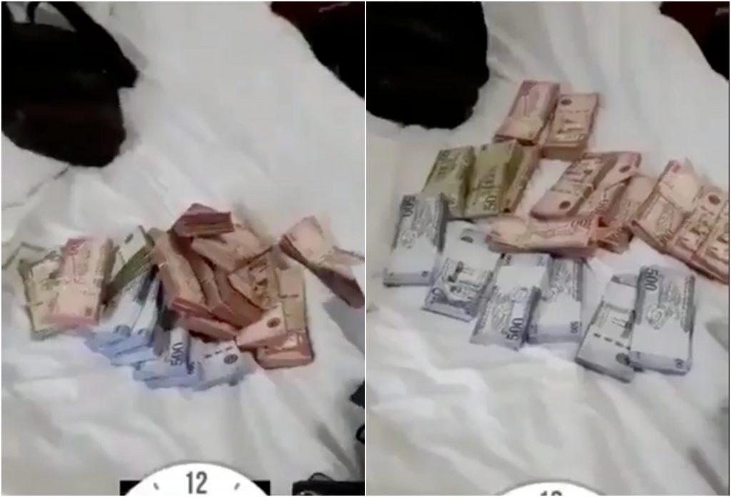 بالفيديو : سعودي يقدم مهر مليون ريال للزواج من فتاة مغربية!
