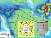 هطول أمطار متفاوتة وحبات برد ورياح على عدة مناطق بالمملكة  …الحصيني يكشف تفاصيل ال36 ساعة القادمة !