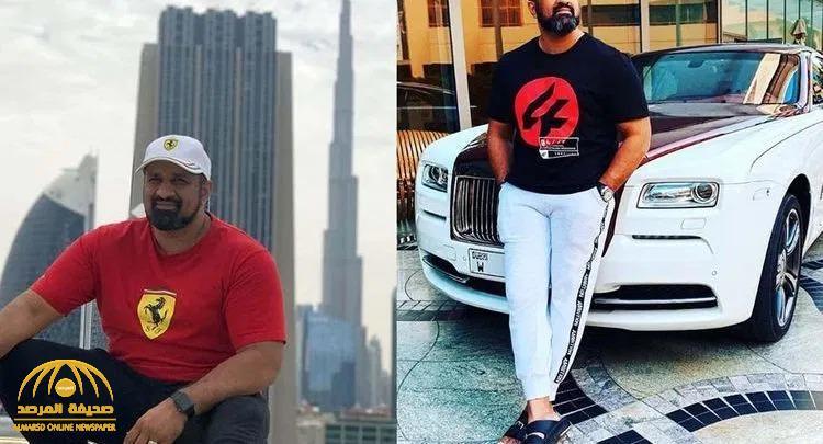 """أقام في برج خليفة وقاد السيارات الفارهة.. القبض على """" عزيز ميرزا""""  المستثمر النصاب الذي احتال على  1500 شخصا في دبي!"""